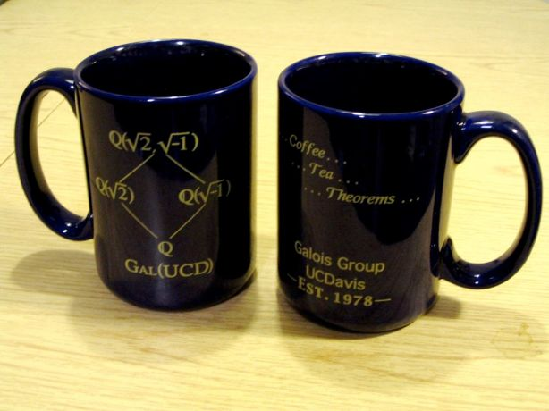Galois Mugs
